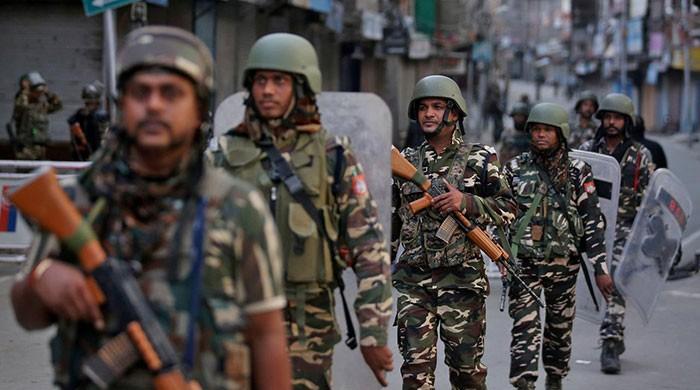 Dynamics of Kashmir crisis