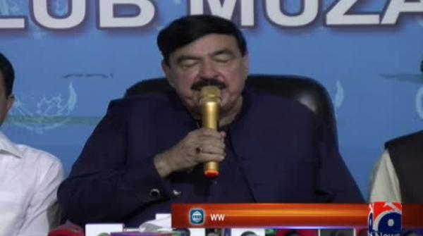 Sheikh Rashid warns India not to mistake Pakistani economy for defense