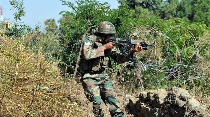 Pakistan Army soldier, civilian martyred in unprovoked Indian firing across LoC