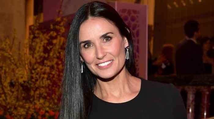 Demi Moore says she was raped at 15