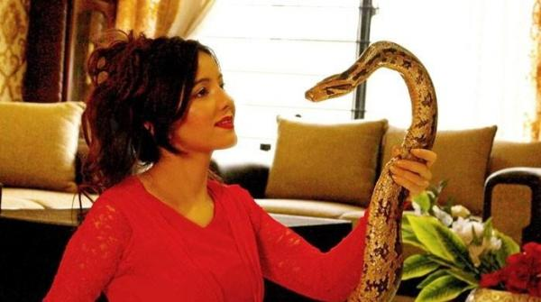 Singer Rabi Pirzada under fire for keeping exotic animals