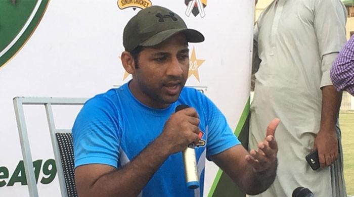 Sarfaraz says communication with PCB important for captain's success