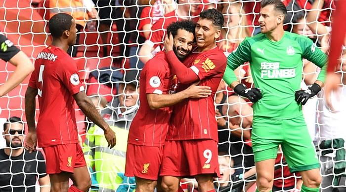 Liverpool stretch Premier League lead, Chelsea, Tottenham hit form