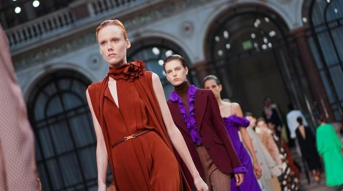 At London Fashion Week, Victoria Beckham sees 'women in motion' for next spring