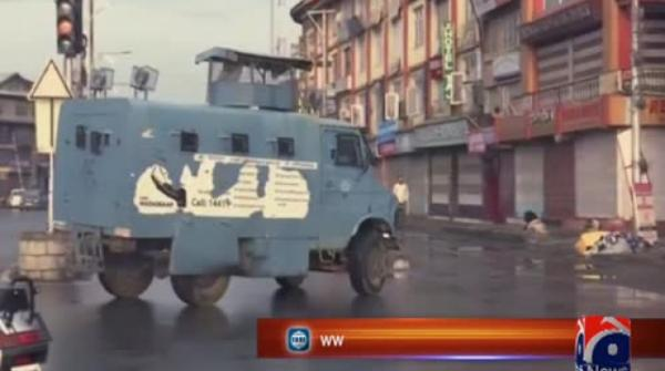 Kashmir protests average 20 a day as India's brutal clampdown enters 42nd day