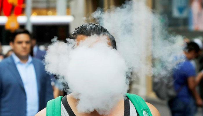 Mint, menthol e-cigarette liquids high in cancer-causing compound