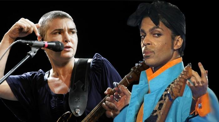 Prince tried to beat me up, alleges Sinead O'Connor
