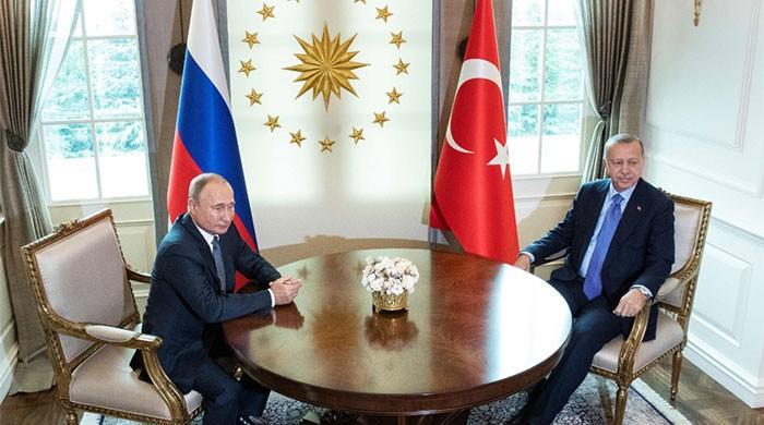 Erdogan hosts Putin, Rouhani for Syria summit