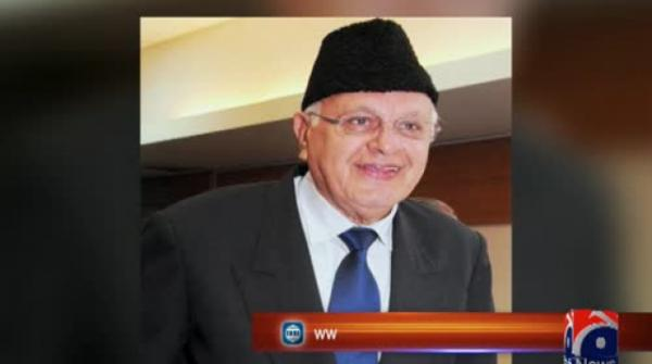 Indian forces arrest former occupied Kashmir CM Farooq Abdullah