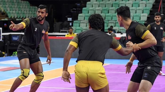 'Kabaddi, kabaddi': The ancient game has undergone a glitzy makeover in India