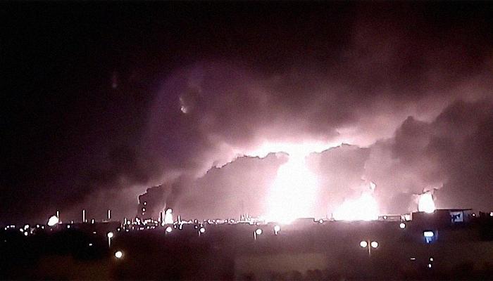 Saudi Arabia vows to prove Iran backed 'terrorist attack' on oil facilities