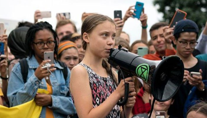 Barack Obama meets Greta Thunberg, calls her 'planet's greatest advocates'