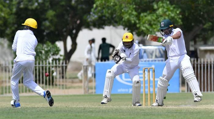 Quaid-e-Azam Trophy: KP leads with 13 points as all three games ended as draw