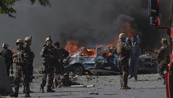 At least 10 killed in vehicle bomb attack in Afghanistan