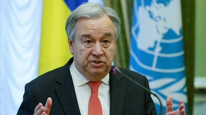 UN chief calls for Indo-Pak dialogue to resolve Kashmir crisis