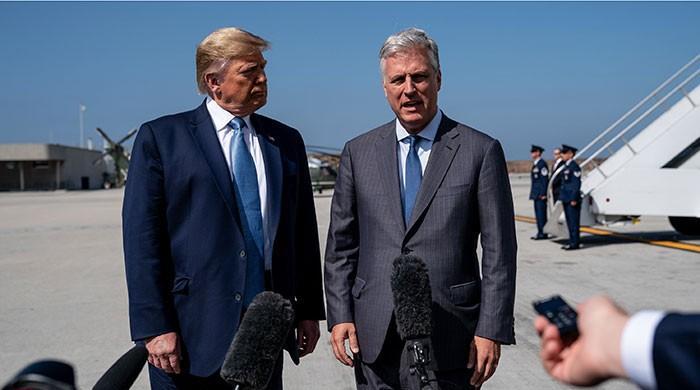 Trump names hostage negotiator O´Brien national security advisor