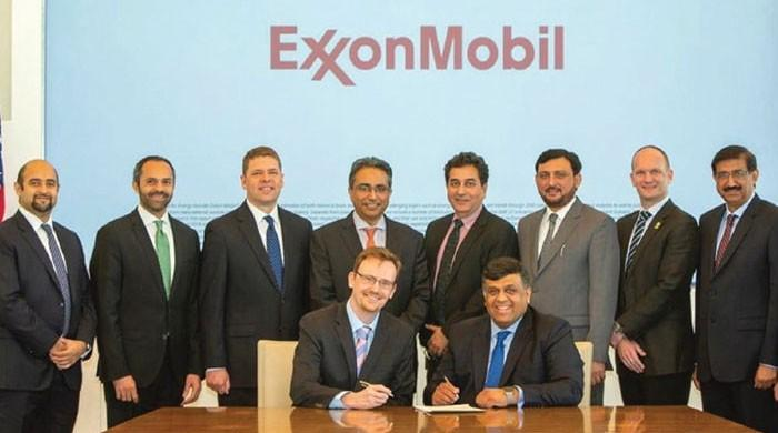 ExxonMobil signs deal with Pakistani company for LNG supply to transport sector