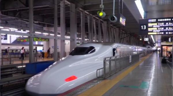 Japan's bullet trains never meet accident, break own speed record at 603km/h