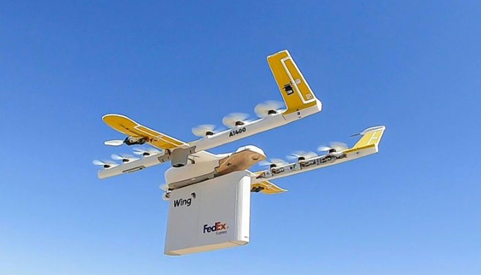 Walgreens to launch drone delivery test