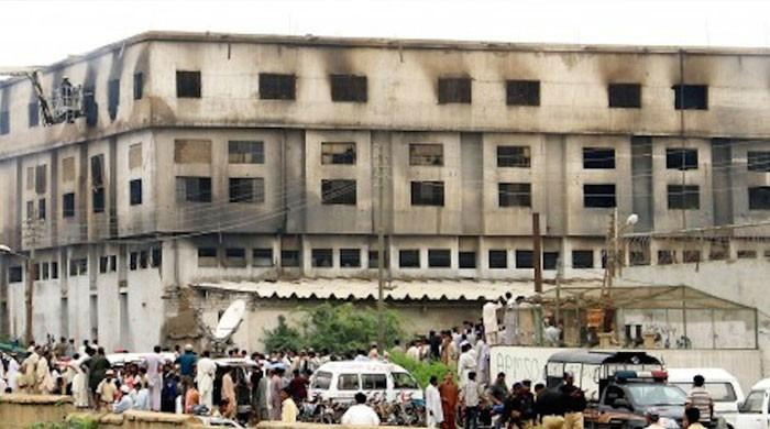 Baldia factory fire: Owners reveal details of extortion