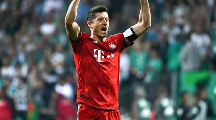 Lewandowski out to add to dream season start for Bayern Munich