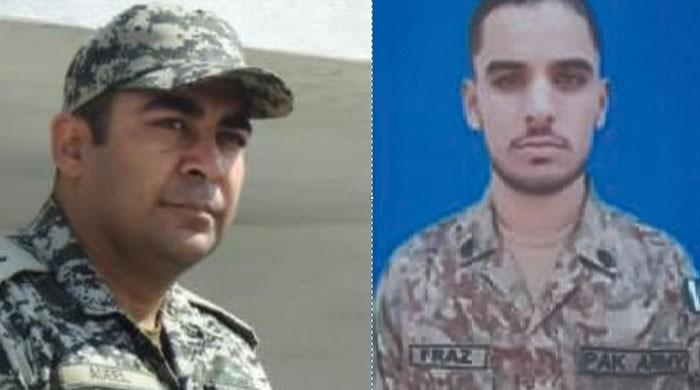 Pakistan Army major, sepoy embrace martyrdom in IED explosion on Pak-Afghan border