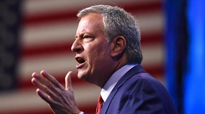 NYC Mayor ends 2020 US presidential bid