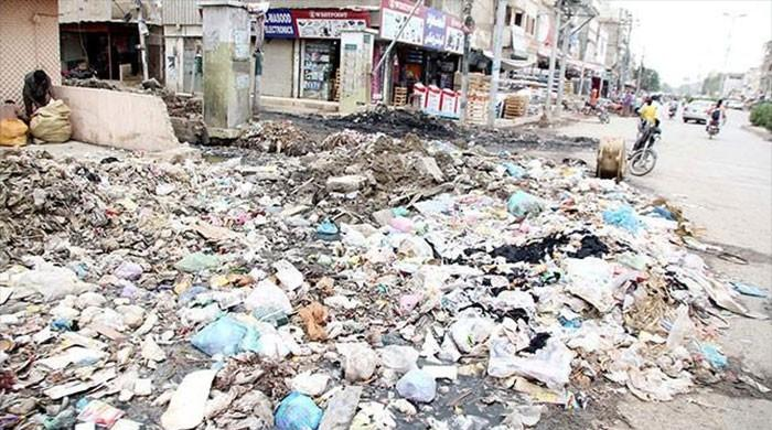 CM Sindh launches massive 'Clean My Karachi' drive for garbage disposal