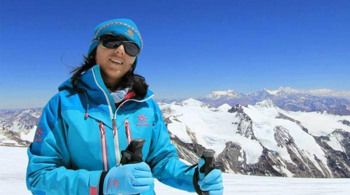 Pakistani high-altitude mountaineer Samina Baig sets eyes on mighty K2
