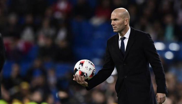 Zidane To Resign If He Loses Real Madrid Support