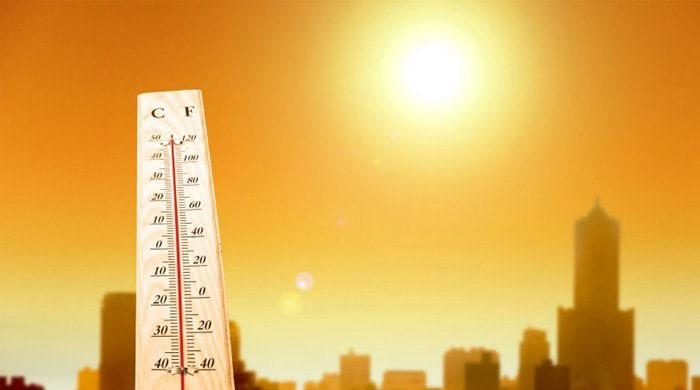 Karachi likely to experience mild heatwave today