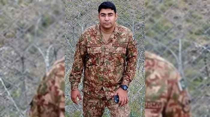 Fallen hero Major Adeel was married to the widow of a martyred soldier