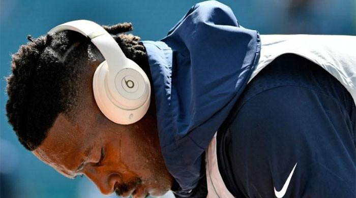 New England Patriots release Antonio Brown, who faces rape allegation