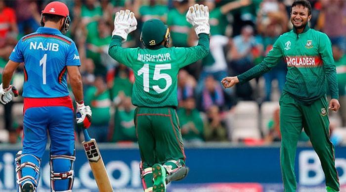 Bangladesh bowl against Afghanistan in tri-nation T20