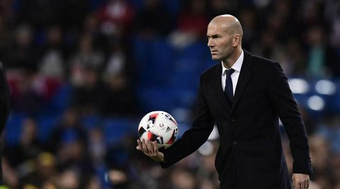 Zidane would quit Real Madrid without backing