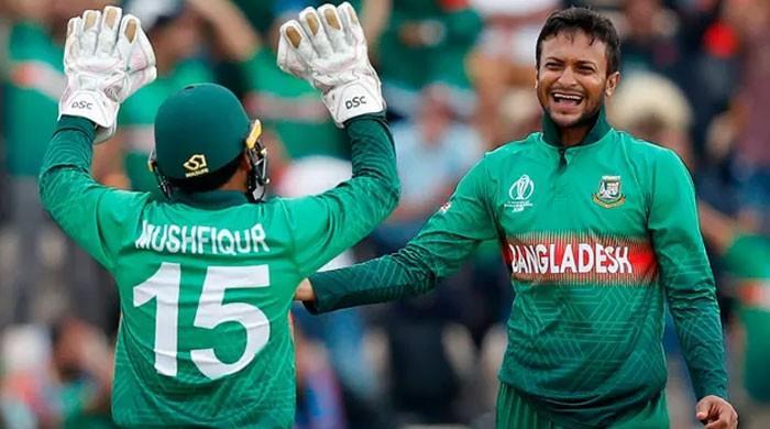 Shakib Al Hasan leads Bangladesh to win over Afghanistan