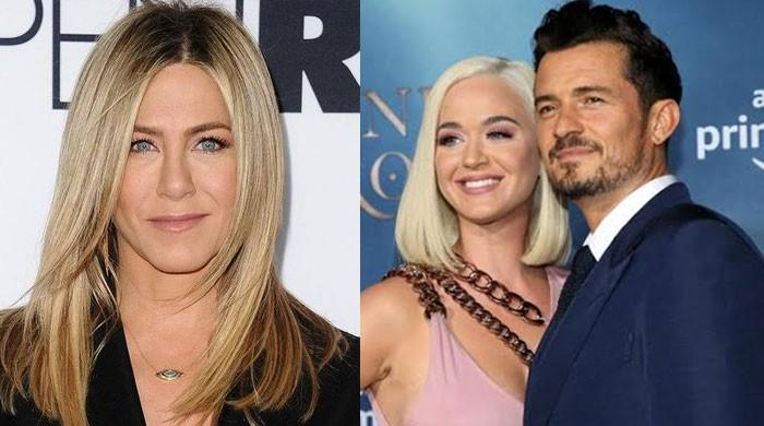 Jennifer Aniston getting in between Orlando Bloom and Katy Perry?