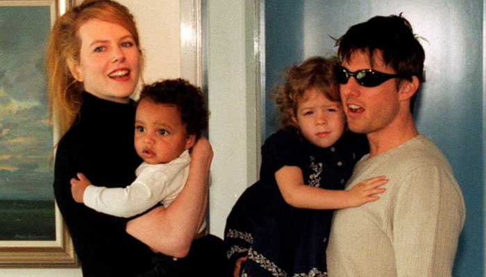 Nicole Kidman feels her children with Tom Cruise preferred Scientology over her