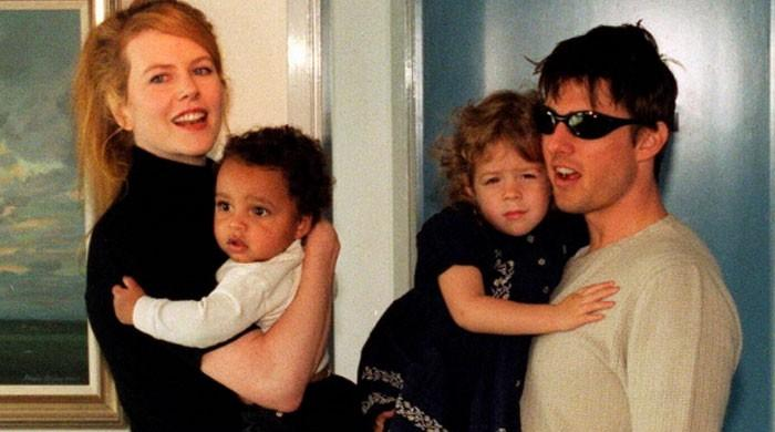Nicole Kidman opens up about equation with kids, Tom Cruise