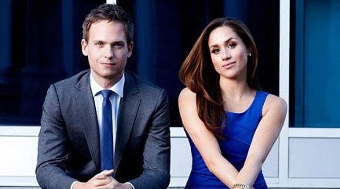 Meghan Markle's unseen pictures from the sets of 'Suits' will make you nostalgic