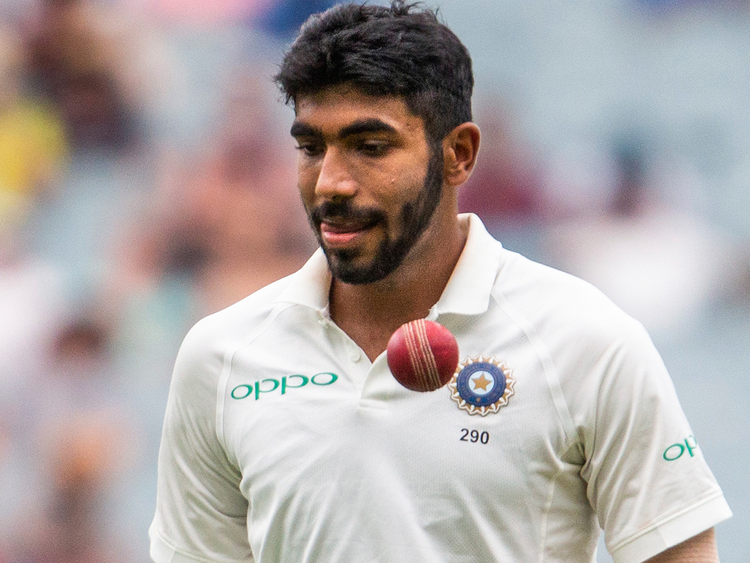 India´s Bumrah out of South Africa Tests with back injury