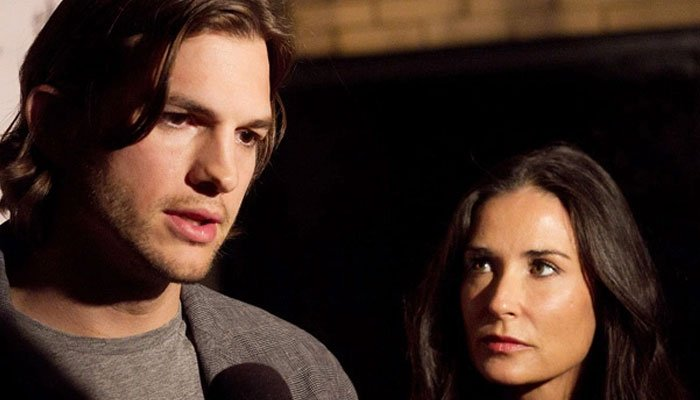 Ashton Kutcher Hits Back At Demi Moore's 'Cheating' Claims