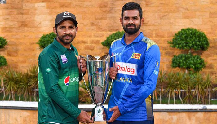 Pakistan Vs Sri Lanka Live Score 1st Odi Live Cricket Match