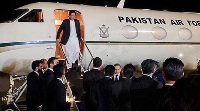 PM Imran's plane makes emergency landing in New York after developing technical fault
