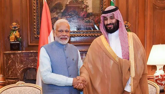 Saudi Arabia extends olive branch to India