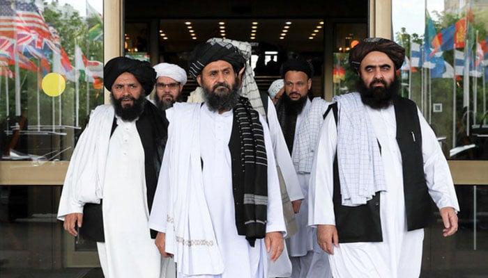 Afghan Taliban delegation to visit Pakistan today
