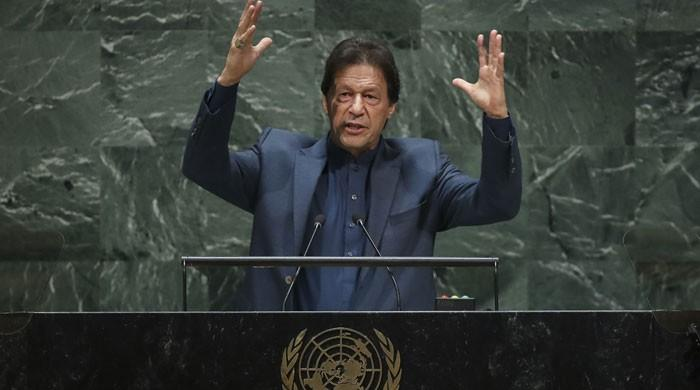 Grading PM Imran at the UNGA