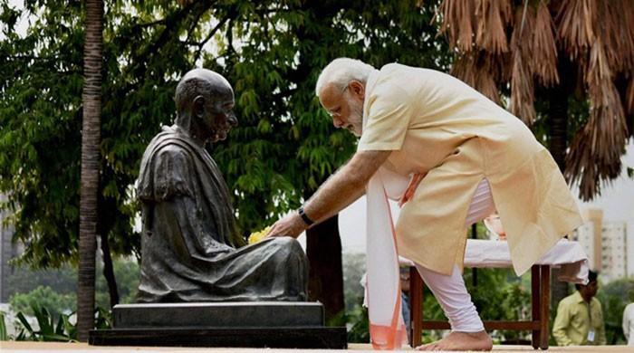 Remembering Gandhi in Modi's India