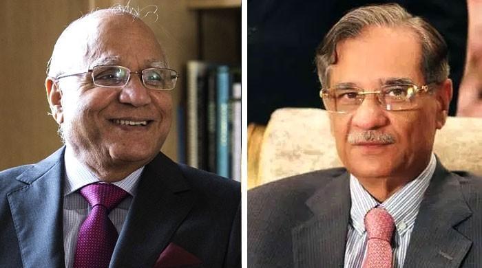 Former CJ Saqib Nisar still appears in my nightmares: Sir Anwar Pervez
