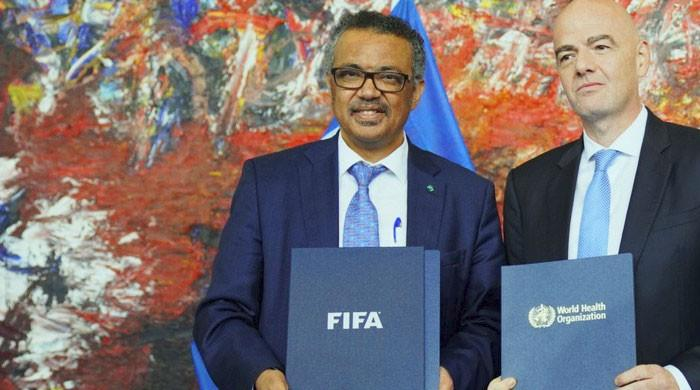 FIFA, UN kick off healthy living campaign